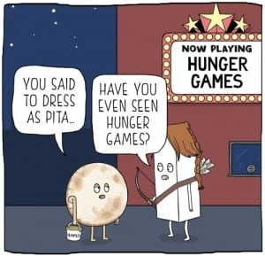 Milk Canada and The Hunger Games