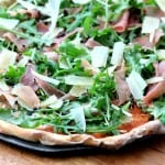 Lentil Proscuitto Parmesan Pizza by Noshing With The Nolands (Small)