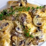 Mushroom Asiago Chicken (Small)