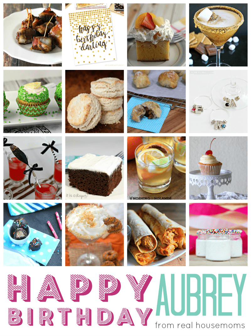 Aubrey's Birthday Party Collage Vertical (2)