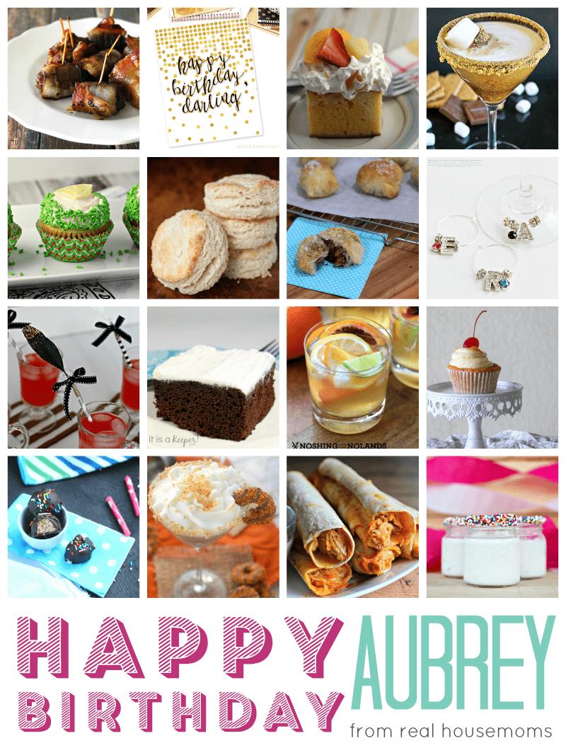 Aubrey's Birthday Party Collage Vertical (2)