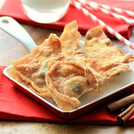 Chocolate Stuffed Wontons by Noshing With The Nolands (Small)