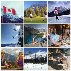 Travel Alberta Collage (Custom)