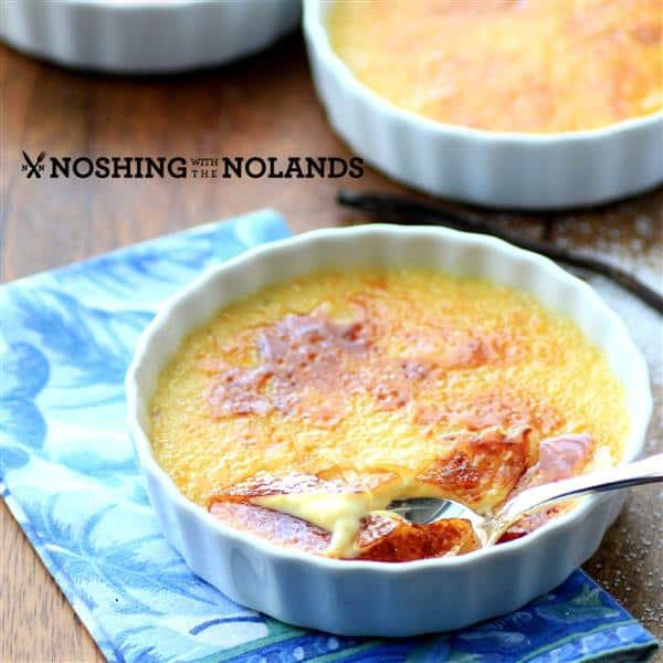 Vanilla Bean Creme Brulee by Noshing With The Nolands (7) (Custom)