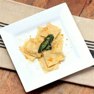 Butternut Squash and Brown Butter Ravioli by Noshing With The Nolands (Small)