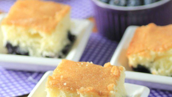 Blueberry Breakfast Cake #SundaySupper