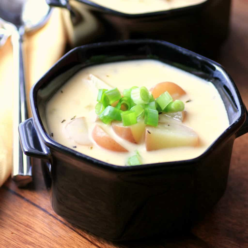 Cheey Potato Soup by Noshing With The Nolands