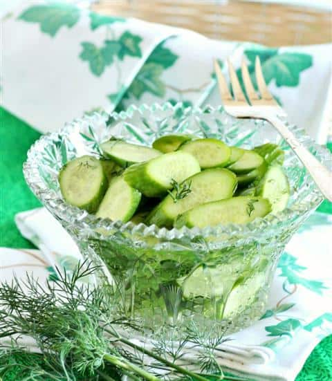 Cucumber Salad (Custom)