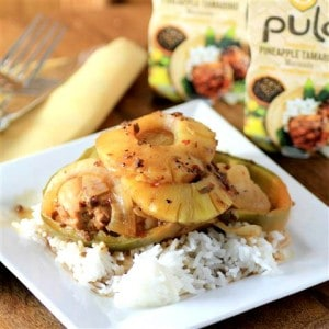 Easy BBQ Pineapple Pulo Chicken #pulocuisine