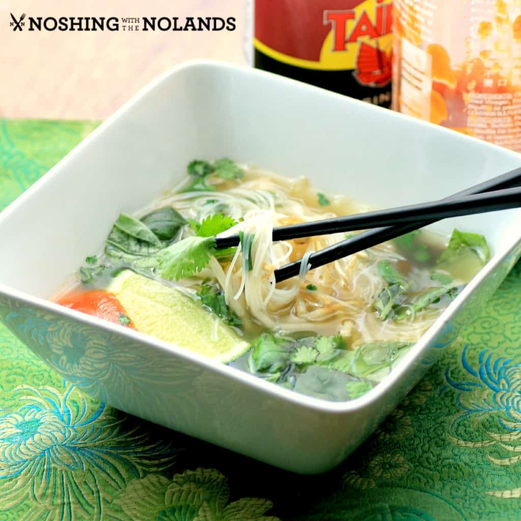 Easy Vietnamese Pho by Noshing With The Nolands