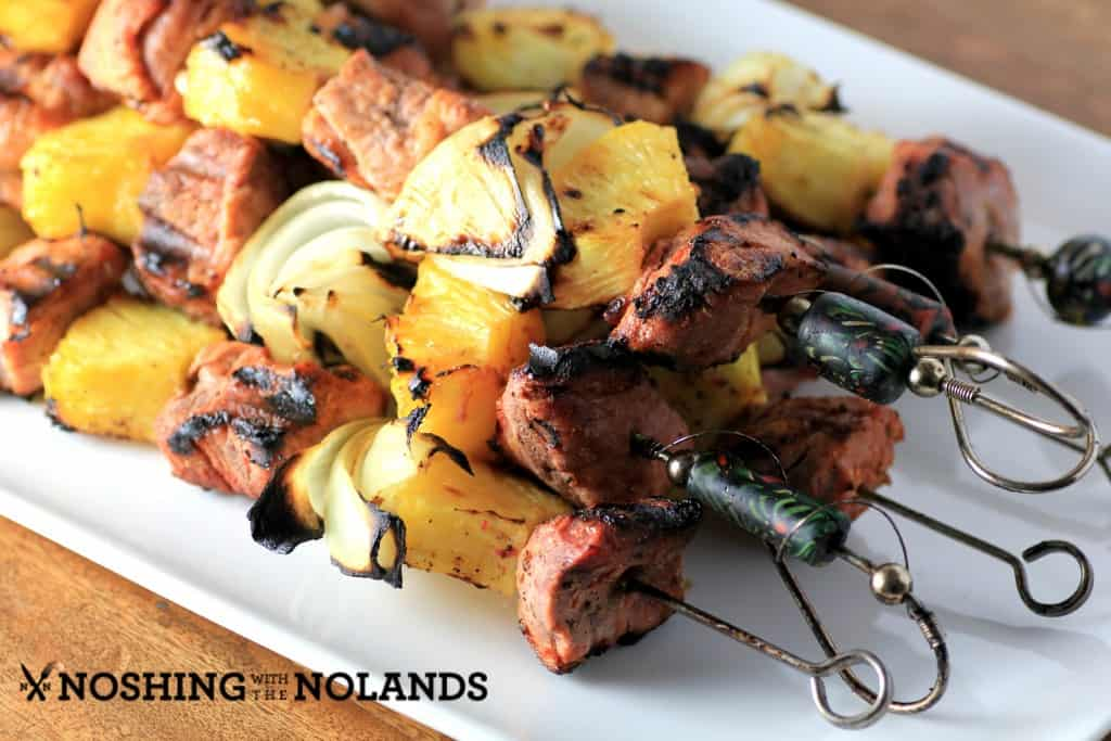 Mixed Grill with Grace Jerk Seasoning by Noshing With The Nolands (4)