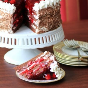 Mouth Watering Mondays – Black Forest Cake