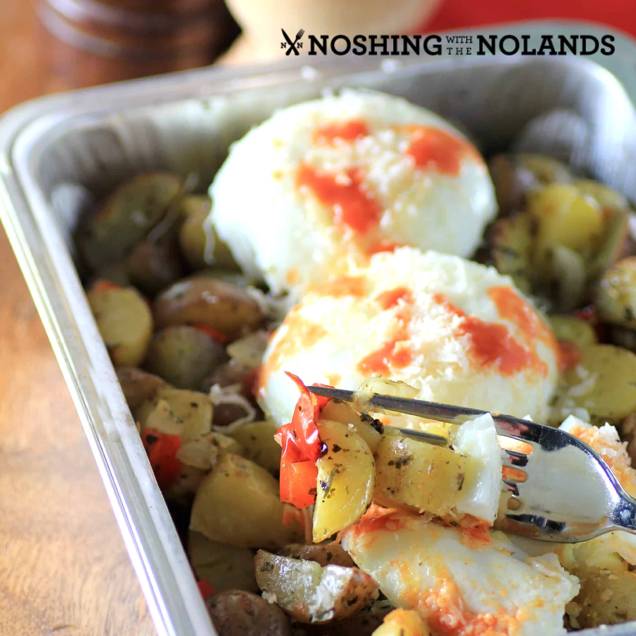 Cowboy Hash Browns by Noshing With The Nolands