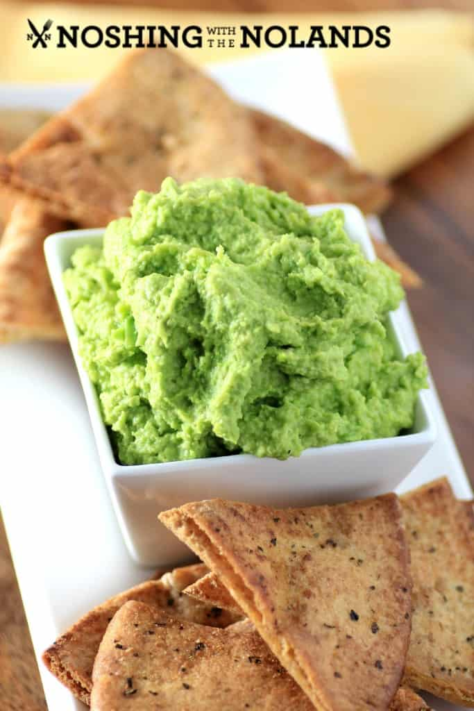 Edamame Guacamole by Noshing With The Nolands