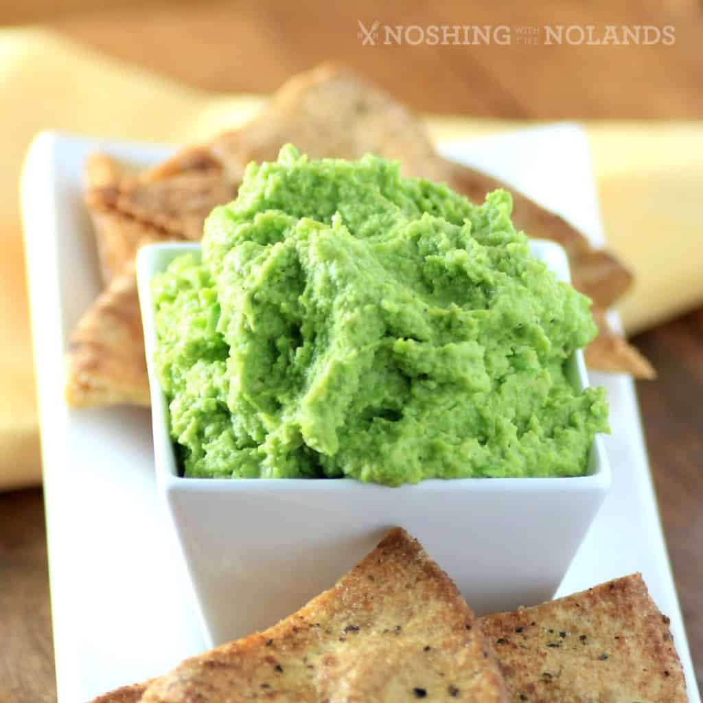 Edamane Guacamole by Noshing With The Nolands