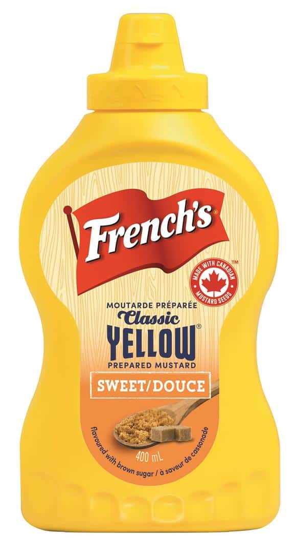 French's Classic Yellow Sweet Mustard (2) (Large)