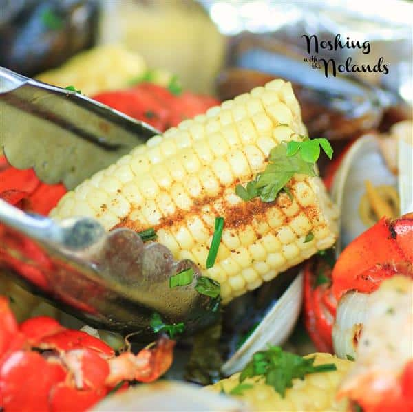Backyard Clambake on Your Grill by Noshing With The Nolands (3) (Custom)