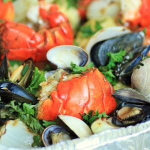 Mouth Watering Mondays – Backyard Clambake on Your Grill