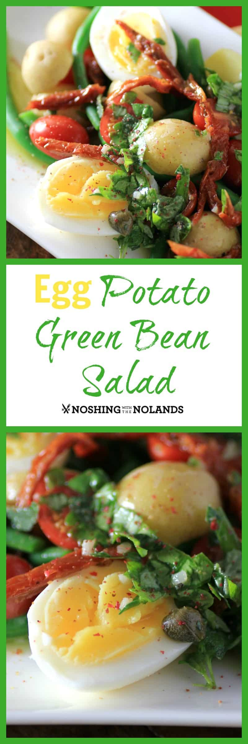 Potato and green bean salad woman day giveaways
