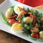 Egg Potato Green Bean Salad by Noshing With The Nolands 480x480