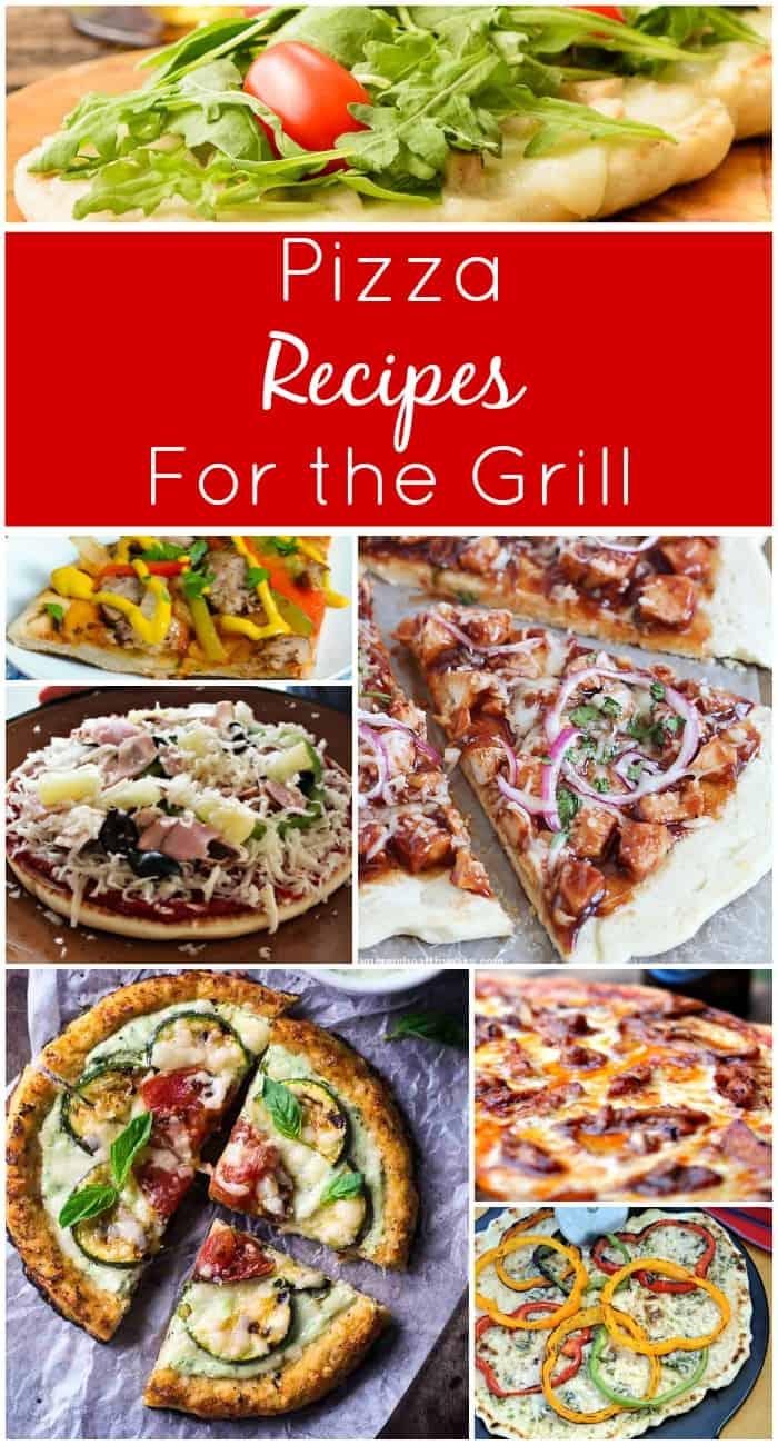 Pizza Recipes for the Grill