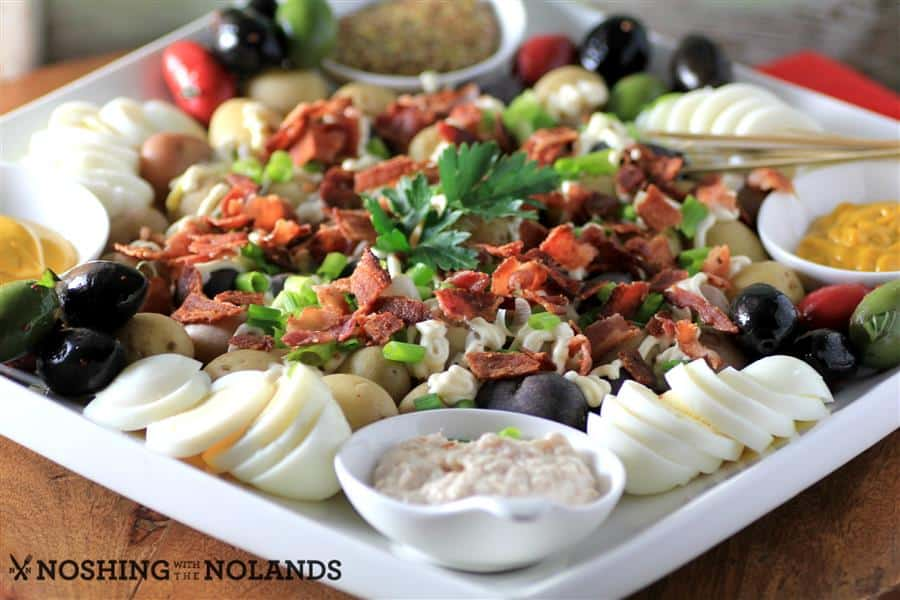 Potato Salad Appetizer by Noshing With The Nolands (3) (Custom)