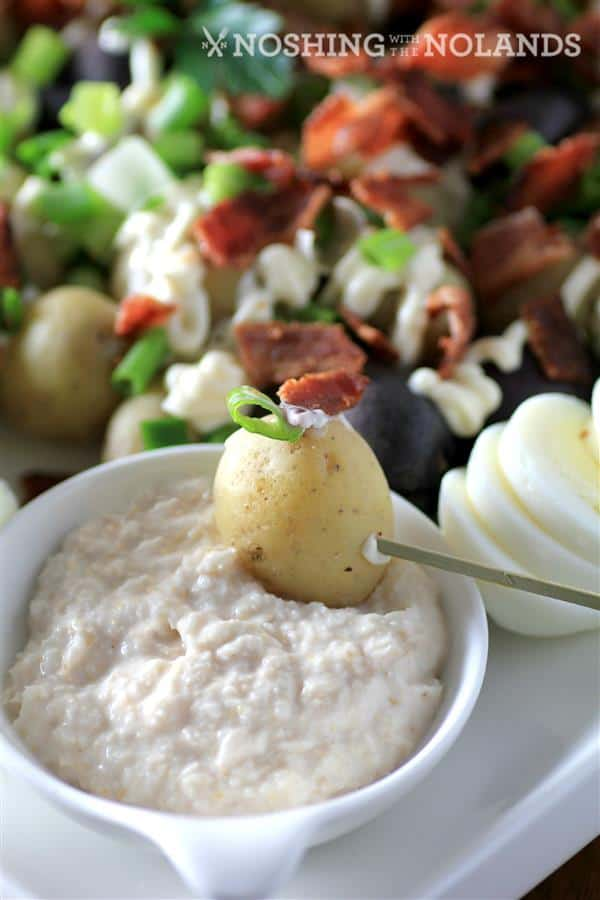 Potato Salad Appetizer by Noshing With The Nolands (4) (Custom)