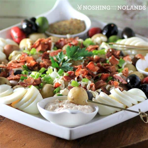 Potato Salad Appetizer by Noshing With The Nolands (Custom)