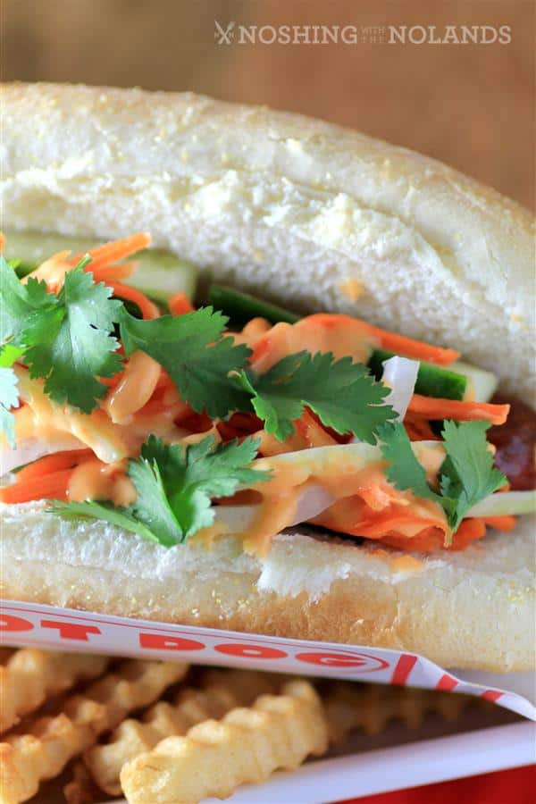 Vietnamese Hot Dog by Noshing With The Nolands (6) (Custom)