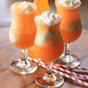Mouth Watering Mondays – Orange Creamsicle Float