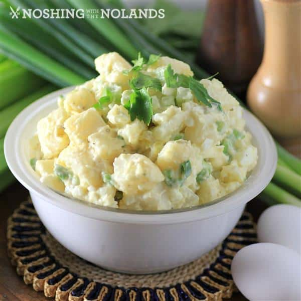 Grandma's Potato Salad by Noshing With The Nolands (Custom)