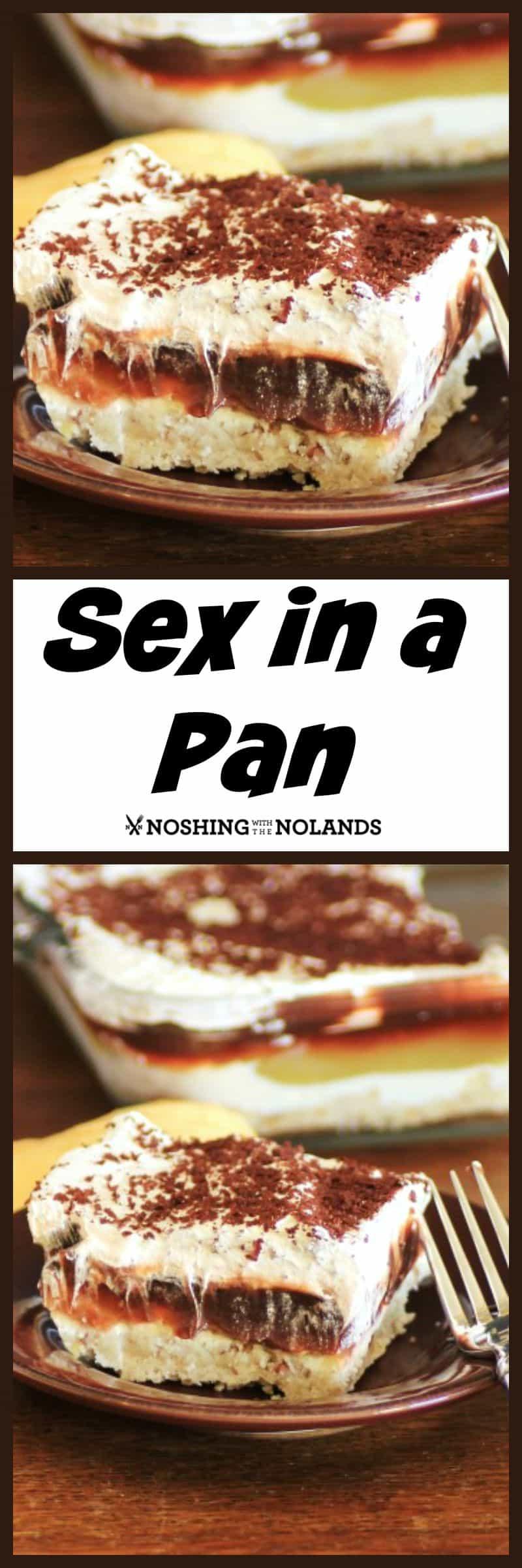 dessert sex in a pan