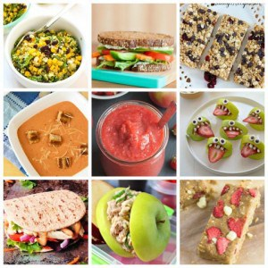 15 Back to School Lunchbox Recipes