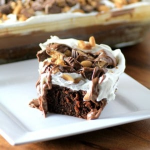 Best Reese's Peanut Butter Chocolate Cake