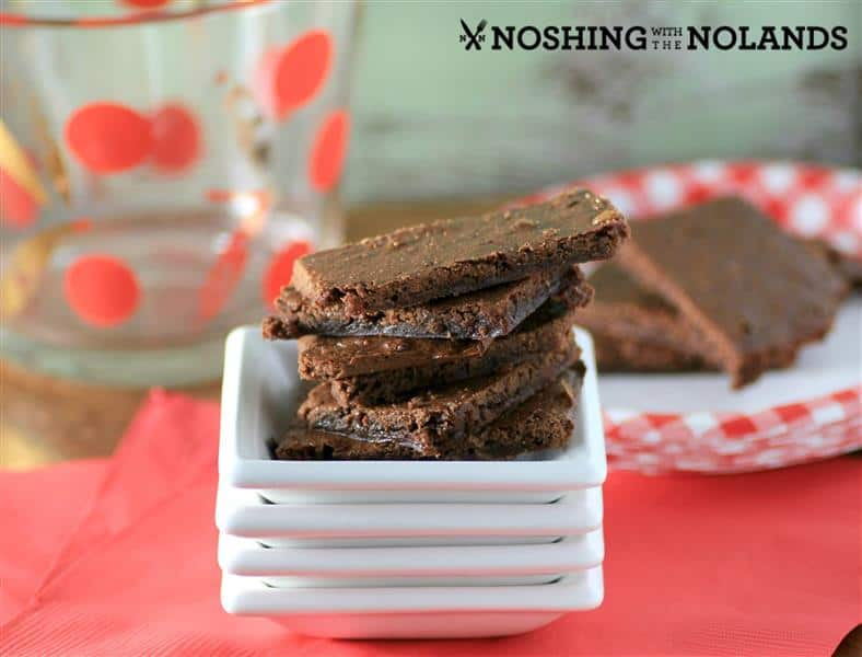 Brownie Brittle by Noshing With The Nolands