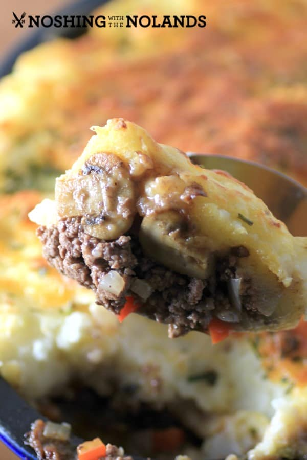 Cheesy Shepherds Pie by Noshing With The Nolands