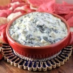 Crockpot Spinach Dip by Noshing With The Nolands  480x480