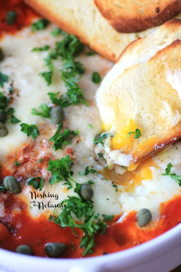 Eggs in Purgatory by Noshing With The Nolands (3) (Custom)