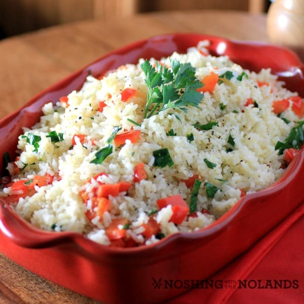 Italian Fried Rice by Noshing With The Nolands