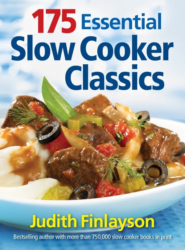 175 Essential Slow Cooker Classics (Custom)