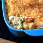 Chicken Broccoli Noodle Casserole by Noshing With The Nolands 480x480