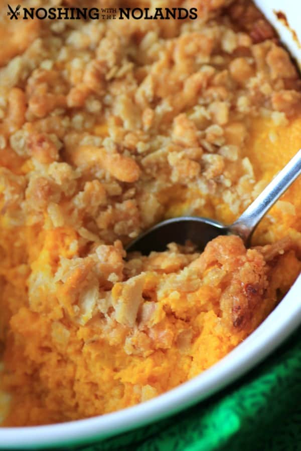 Old Time Squash Casserole by Noshing With The Nolands (Custom)