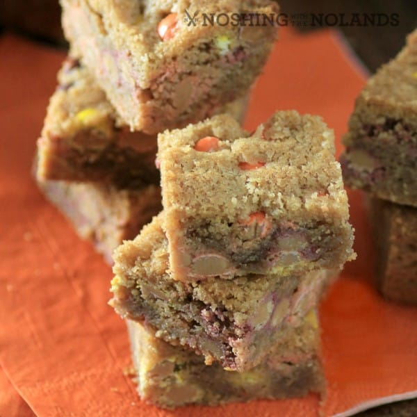 Peanut Butter Blondies by Noshing With The Nolands