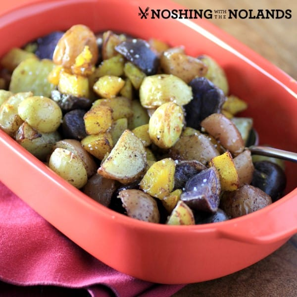 Roasted Cinnamon Little Potatoes and Pumpkin by Noshing With The Nolands (2) (Custom)