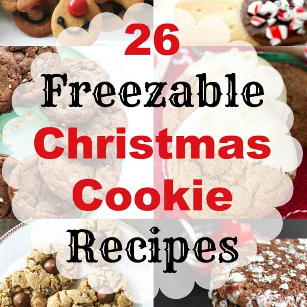 Christmas cookies pictures and recipes