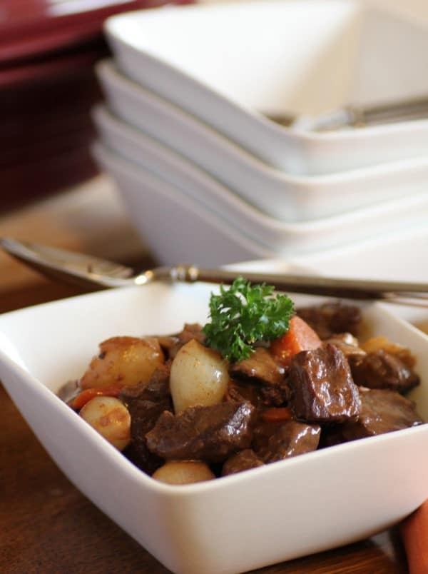 Julia Child's Boeuf Bourguignon by Noshing With The Nolands