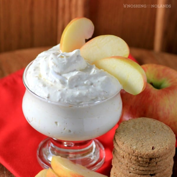 Dolly's Original Fruit Dip by Noshing With The Nolands