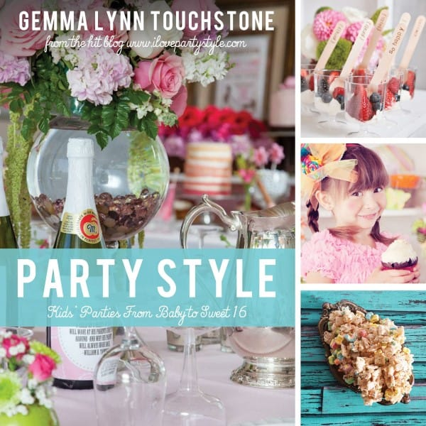 Party Style by Gemma Lynn Touchstone