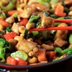 Asian Skillet Stir Fry by Noshing With The Nolands 480x480
