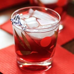 Holiday Cherry Noir Noel
